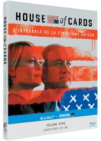 House of Cards - Saison 5 (Blu-ray + Copie digitale) - Blu-ray