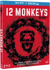 12 Monkeys - Saison 1 - Blu-ray