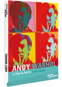 Andy Warhol, Le Pape du Pop Art - DVD