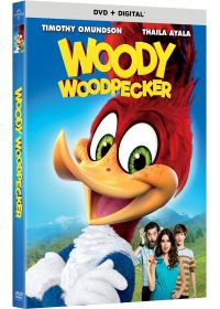Woody Woodpecker (DVD + Copie digitale) - DVD