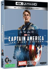 Captain America : The First Avenger (4K Ultra HD + Blu-ray) - 4K UHD