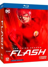 Flash - Saison 3 - Blu-ray