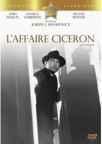L'Affaire Cicéron - DVD