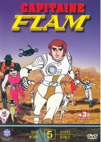 Capitaine Flam - Vol. 5 - DVD