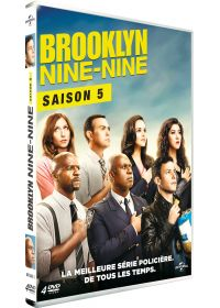 Brooklyn Nine-Nine - Saison 5 - DVD