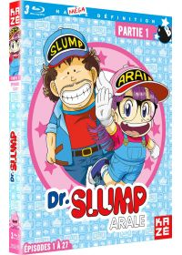 Dr. Slump - Mégabox 1 - Blu-ray