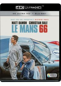 Le Mans 66 (4K Ultra HD + Blu-ray) - 4K UHD
