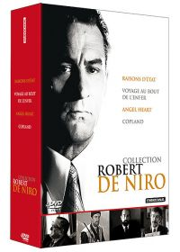 Collection Robert De Niro - Coffret - Raisons d'état + Voyage au bout de l'enfer + Angel Heart + Copland (Pack) - DVD