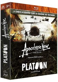 Apocalypse Now Redux + Platoon (Pack) - Blu-ray