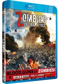 Zombies : Global Attack - Blu-ray