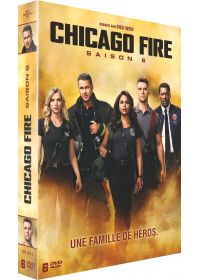 Chicago Fire - Saison 6 - DVD