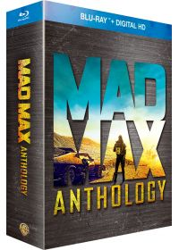 Mad Max Anthologie - Blu-ray