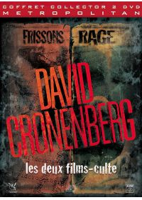 Coffret Frissons + Rage (Édition Collector) - DVD