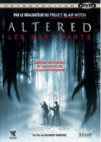 Altered - Les survivants - DVD