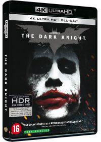 Batman - The Dark Knight, le Chevalier Noir (4K Ultra HD + Blu-ray) - 4K UHD