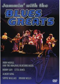 Jammin' with the Blues Greats - DVD