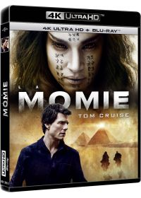 La Momie (4K Ultra HD + Blu-ray + Digital UltraViolet) - 4K UHD