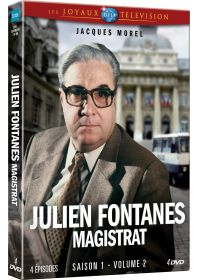 Julien Fontanes, magistrat - Saison 1 - Volume 2 - DVD