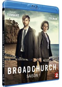 Broadchurch - Saison 1 - Blu-ray