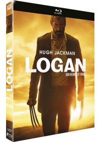 Logan (Blu-ray + Digital HD) - Blu-ray