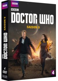 Doctor Who - Saison 9 - DVD