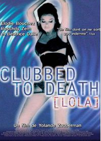 Clubbed to Death (Lola) - DVD