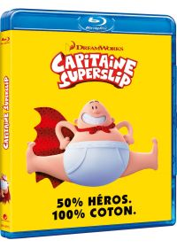 Capitaine Superslip - Blu-ray