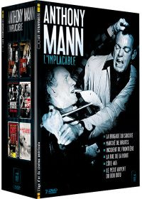 Anthony Mann, l'implacable - Coffret 6 films (Pack) - DVD