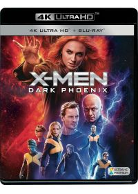 X-Men : Dark Phoenix (4K Ultra HD + Blu-ray) - 4K UHD