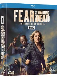 Fear the Walking Dead - Saison 4 - Blu-ray