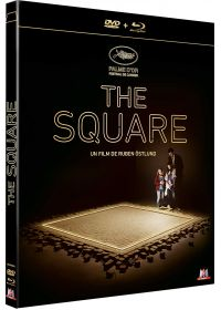 The Square (Combo Blu-ray + DVD) - Blu-ray