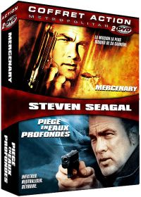 Coffret Steven Seagal - Vol. 3 (Pack) - DVD