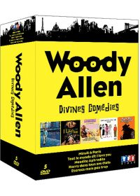 Woody Allen - Coffret - Divines comédies - 5 DVD (Pack) - DVD