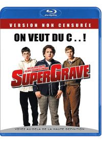 SuperGrave (Non censuré) - Blu-ray