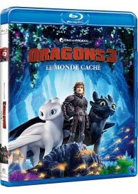 Dragons 3 : Le Monde caché - Blu-ray