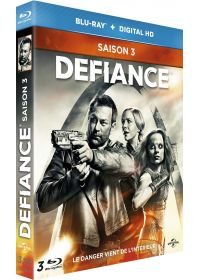 Defiance - Saison 3 (Blu-ray + Copie digitale) - Blu-ray