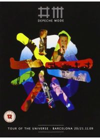 Depeche Mode - Tour of the Universe : Barcelona 20/21.11.09 (Édition Super Deluxe) - DVD