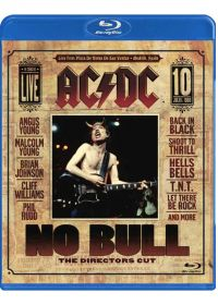 AC/DC - No Bull - The Director's Cut - Blu-ray