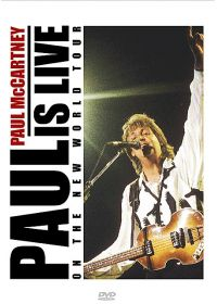 McCartney, Paul - Paul is Live on the New World Tour - DVD