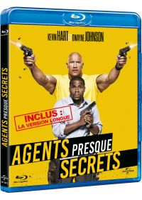 Agents presque secrets (Version Longue) - Blu-ray