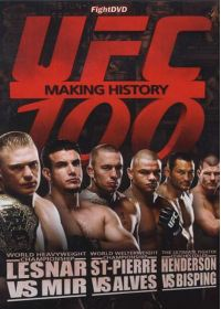 UFC 100 : Making History - DVD