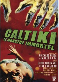 Caltiki - Le monstre immortel - DVD