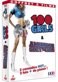 American Sexy Girls + 100 Girls (Pack) - DVD