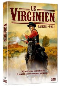 Le Virginien - Saison 1 - Volume 1 - DVD