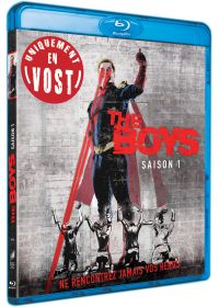 The Boys - Saison 1 (Édition VOST) - Blu-ray