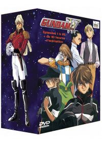 Gundam Wing - Coffret 1 : Episodes 1 à 25 (Version intégrale) - DVD