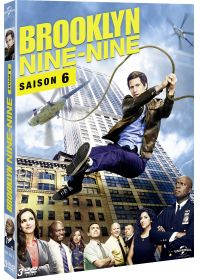Brooklyn Nine-Nine - Saison 6 - DVD