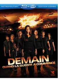 Demain, quand la guerre a commencé (Combo Blu-ray + DVD) - Blu-ray