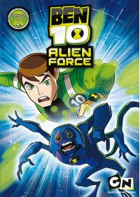 Ben 10 Alien Force - Saison 1 - Volume 2 - DVD