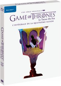 Game of Thrones (Le Trône de Fer) - Saison 4 (Édition Exclusive Amazon.fr) - Blu-ray